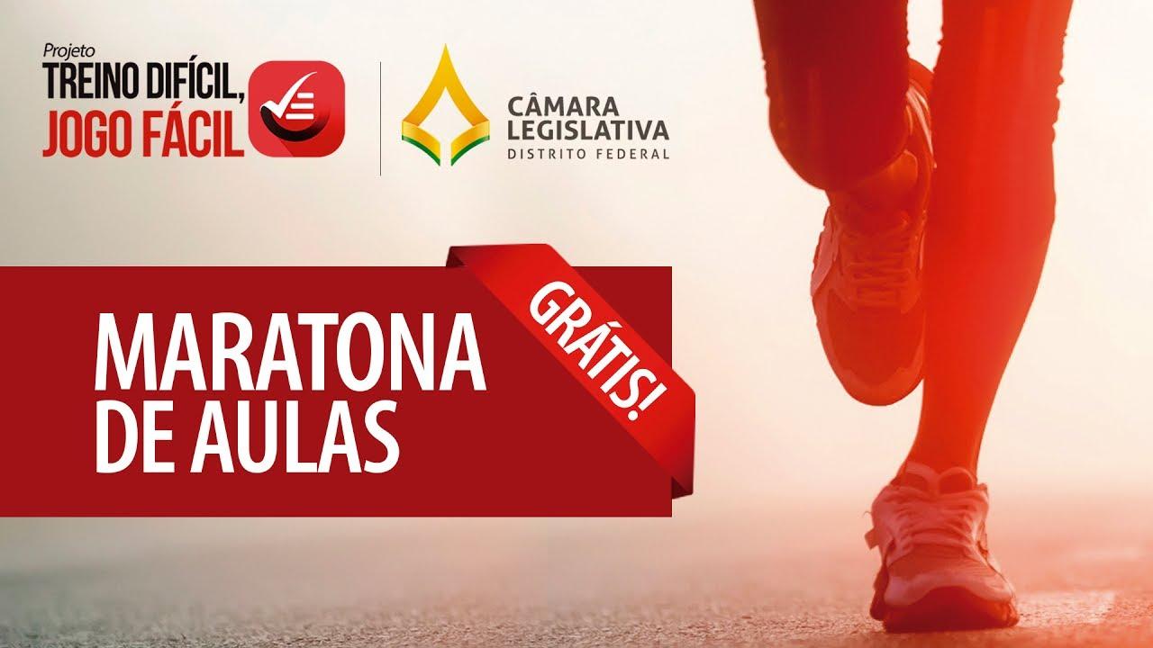 Concurso CLDF | Maratona de aulas - RIDE e Direito Administrativo