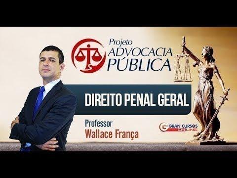 Concursos Advocacia Pública | 200 Dicas | Direito Penal com o Professor Wallace França