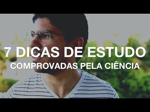 [Dica] 7 Dicas de Estudo Comprovadas pela Ciência | Concursos | Gerson Aragão