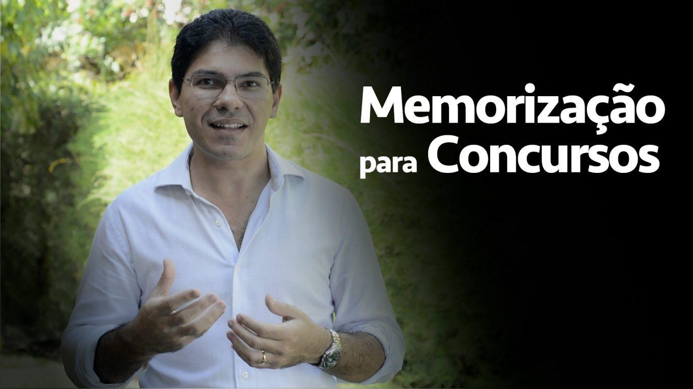 [Dica] Memorização para Concursos - 2 Técnicas para Lembrar o que foi Estudado | Gerson Aragão