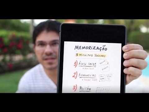 [Dica] Três técnicas práticas de memorização para concursos | Concurso | Gerson Aragão
