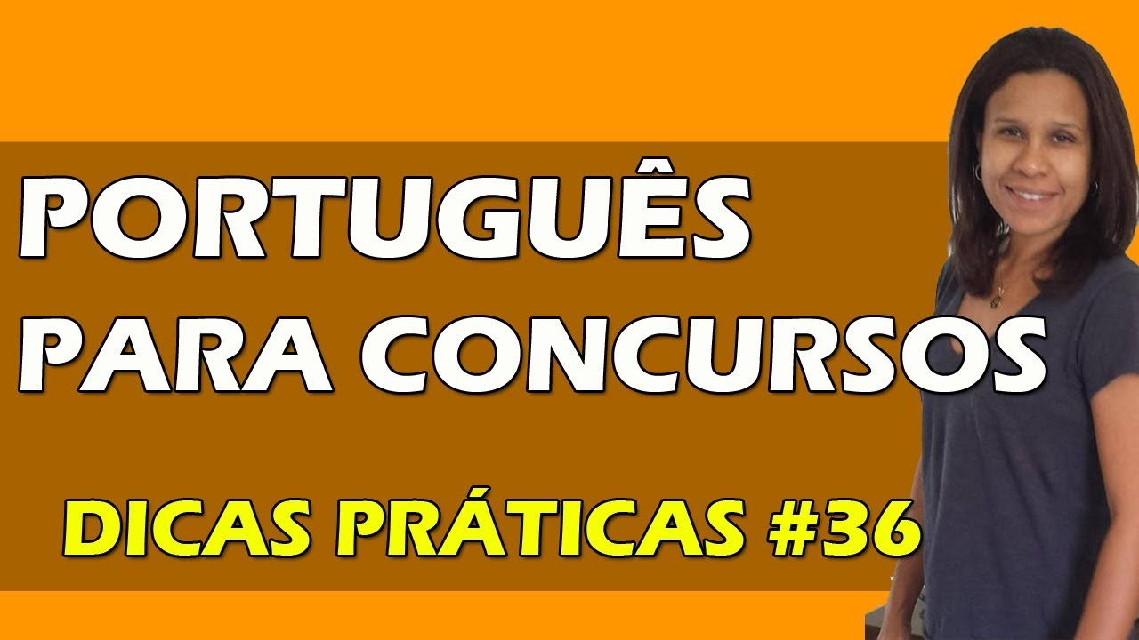 EXERCÍCIOS DE REGÊNCIA | PORTUGUÊS PARA CONCURSOS | DICA #36