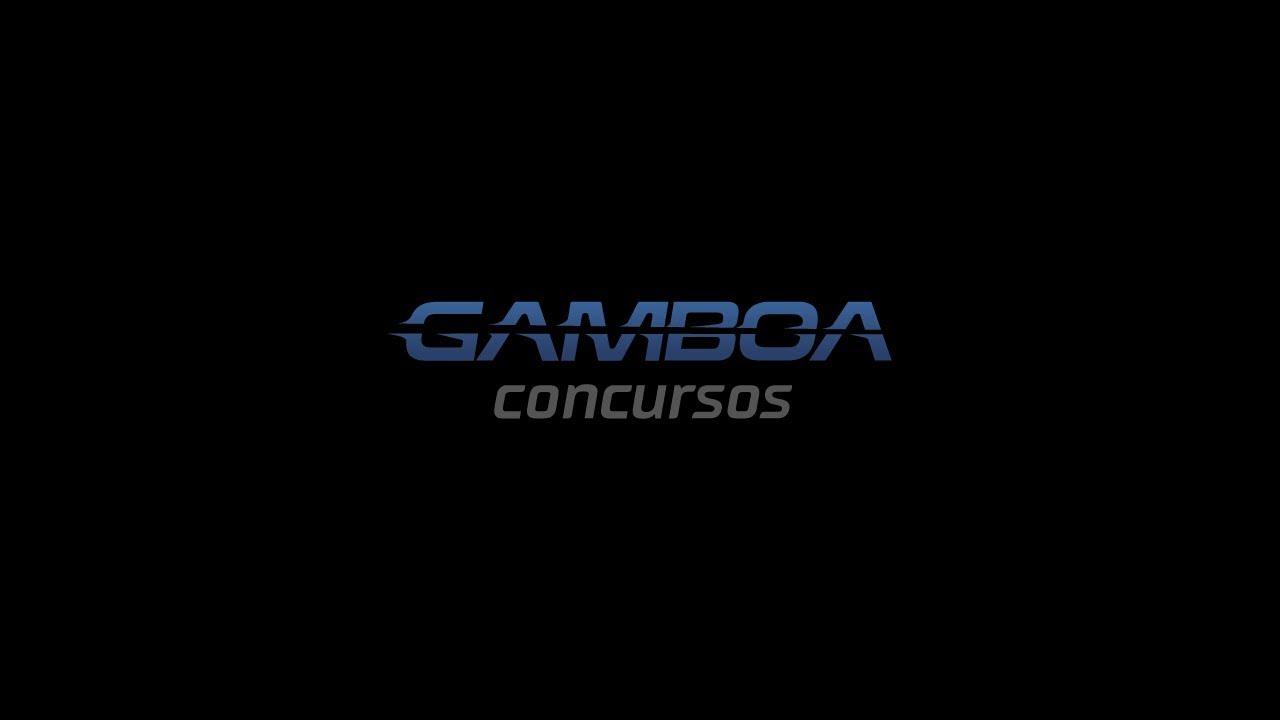 Gamboa Concursos - Criminologia Aula 01