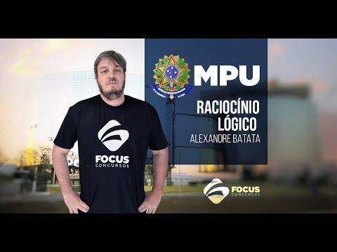 AULA GRÁTIS-Raciocínio Lógico-Lógica proposicional-Alexandre Batata - MPU 2017 - Focus Concursos