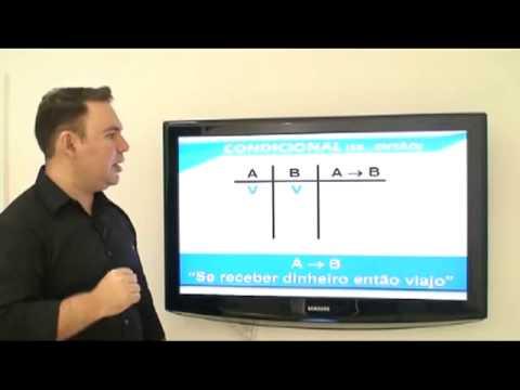 Curso completo de Raciocínio Lógico para Concursos Público 2014  Aula 08