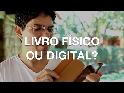 [Dica] Livro Fisico ou Digital? | Concursos | Gerson Aragão