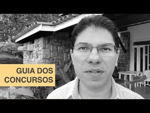 [Dica] PDF Gratuito do Guia dos Concursos | Gerson Aragão