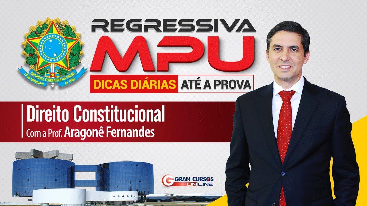 Dicas Flashcard MPU | Inelegibilidade Reflexa - Prof. Aragonê Fernandes