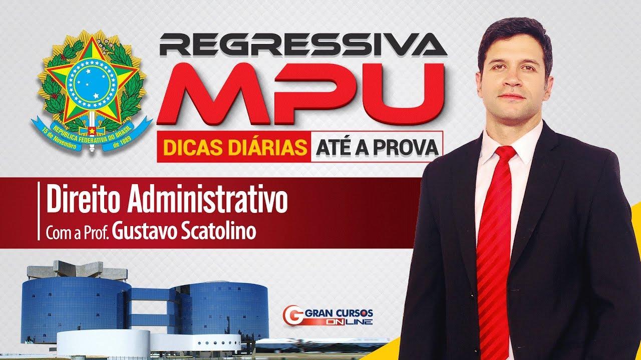 Dicas Flashcard MPU | Presunção de Legitimidade e Veracidade - Prof. Gustavo Scatolino