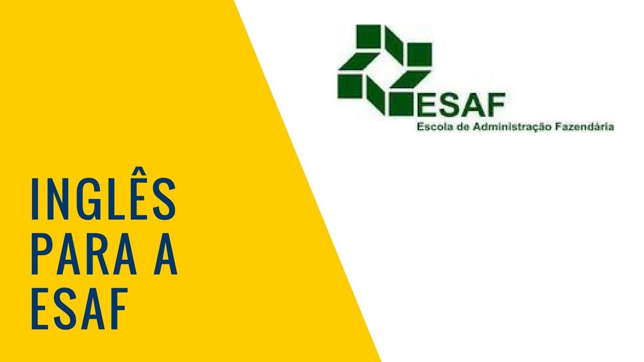 Prova de Inglês da ESAF - dicas, macetes, apostilas, livros e cursos