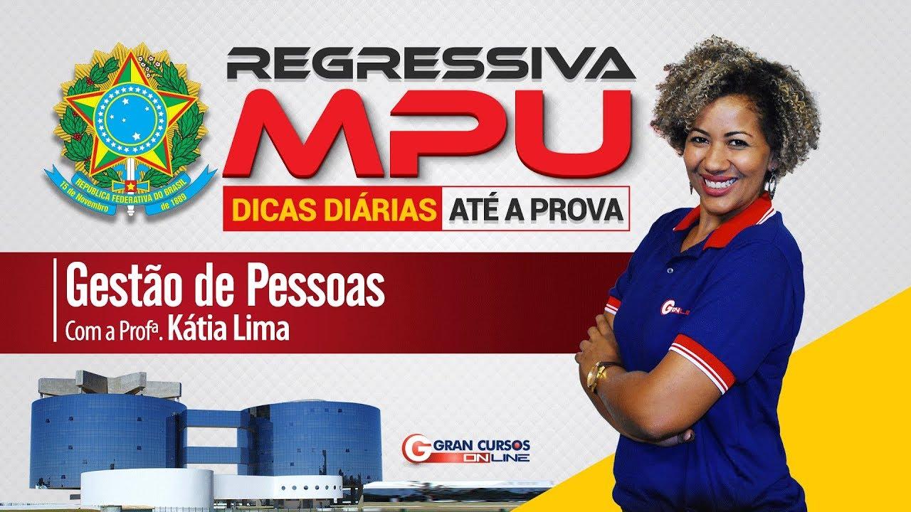 Dicas Flashcard MPU | Gestão do Desempenho e Gestão de Competência - Profª. Kátia Lima