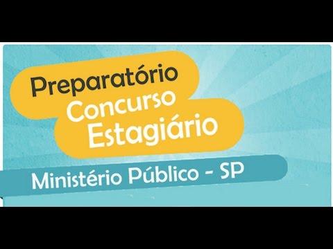 Preparatório Concurso para o Ministério Público (Aula 1- D. Constitucional)