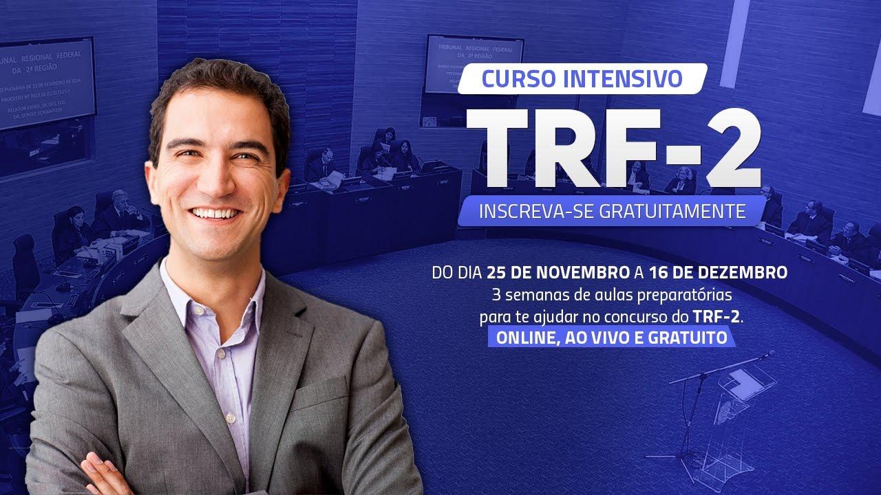 Direito Administrativo para Concurso TRF 2 | Aula Gratuita