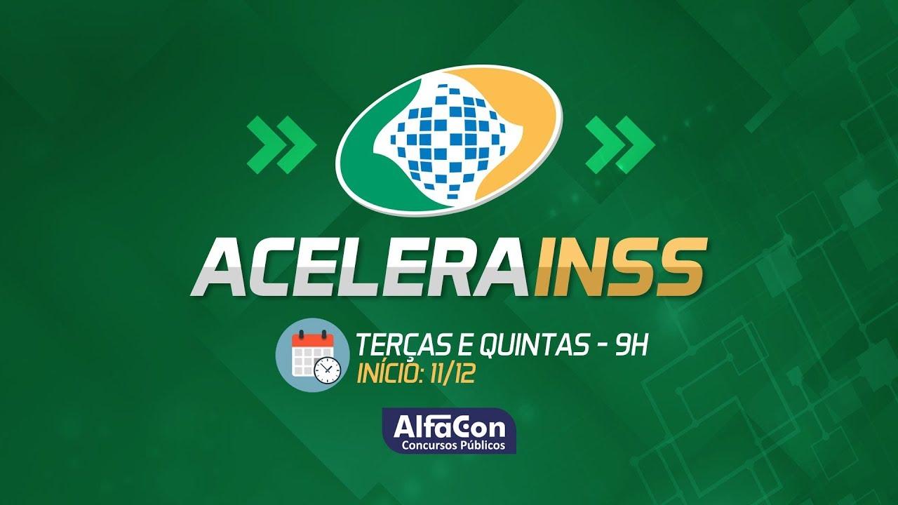 Aula de D. Previdenciário para Concurso INSS 2019  - Prof. Lilian - Acelera INSS - Parte 01