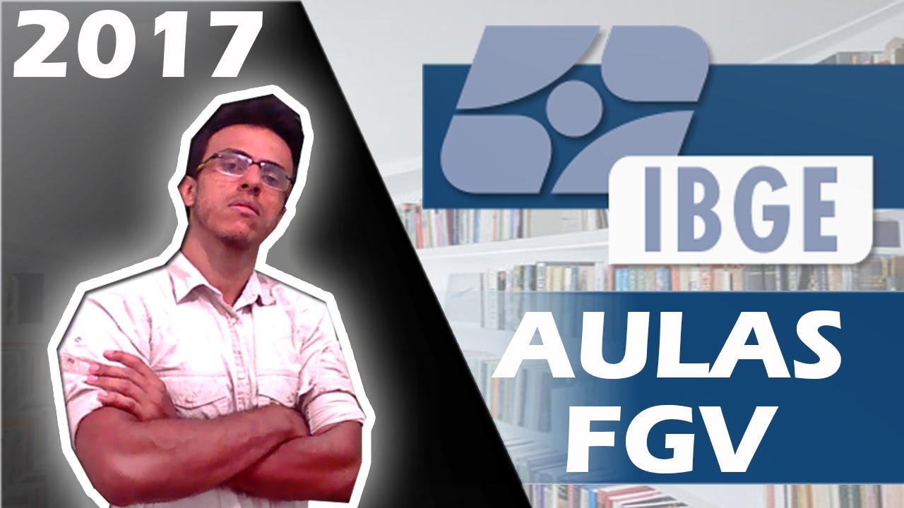 Concurso IBGE 2017 - Aula 1 ( Lógica )/MATEMÁTICA /  Raciocínio lógico / Concursos