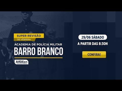 Super-Revisão de Véspera - Academia do Barro Branco - Ao Vivo - AlfaCon