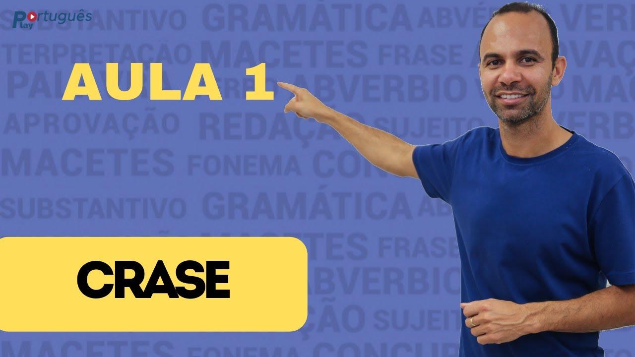 Dicas Infalíveis de Crase - Professor Leo