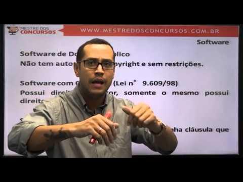 Vídeo Aula grátis - Informática - Prof. Luciano Antunes  - Mestre dos Concursos