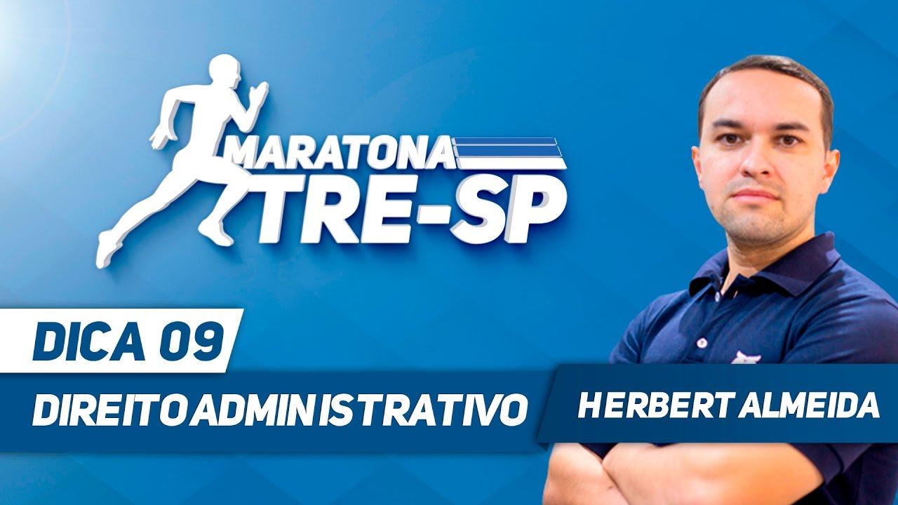 Concurso TRE SP - Aula 09 - Direito Administrativo
