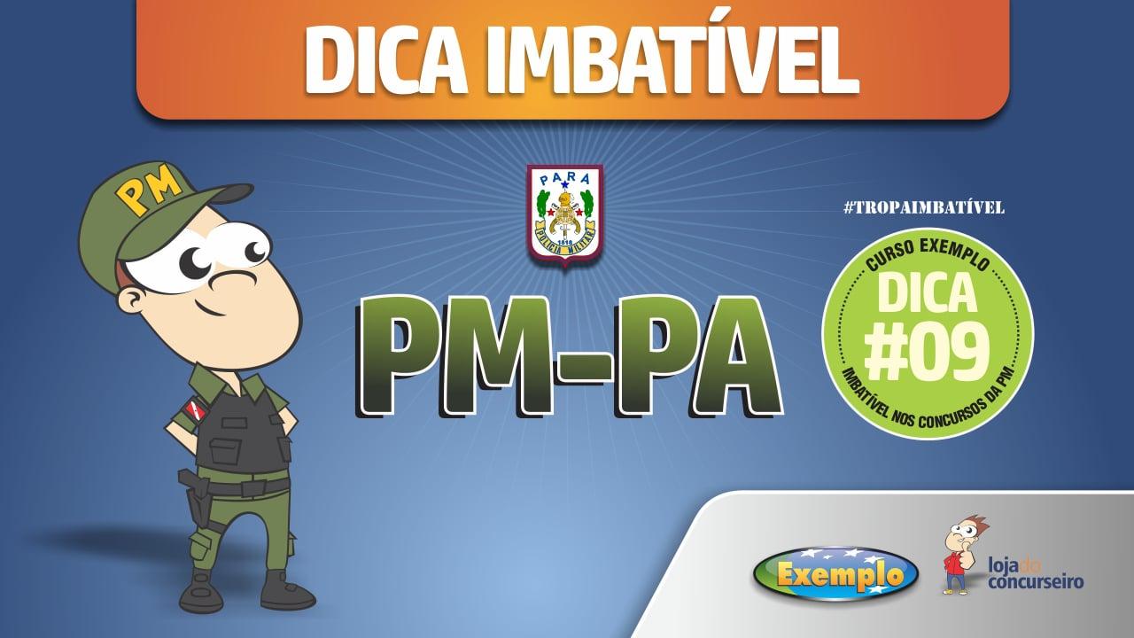 DICA IMBATÍVEL #09 - GEOGRAFIA - Concurso PM PA (PMPA) - Alessandro Pinon