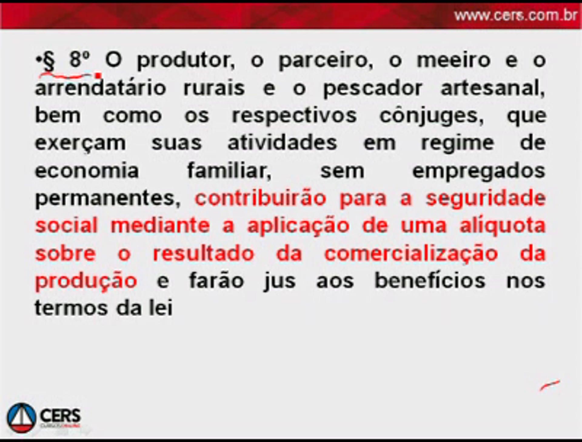 Direito Previdenciário para Concurso INSS - Aula 2.1