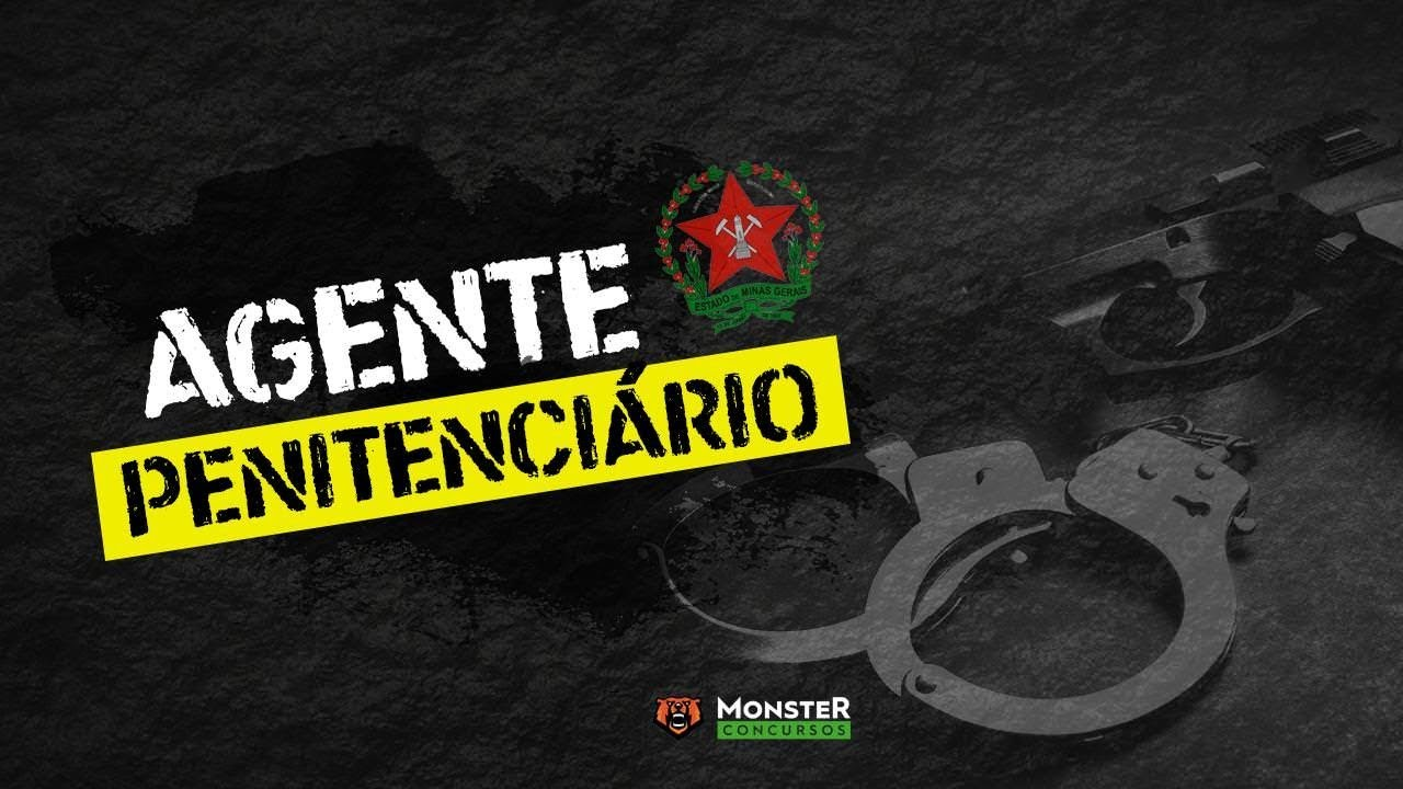 Concurso Agente Penitenciário MG | Aula Gratuita #23 | Direito Constitucional