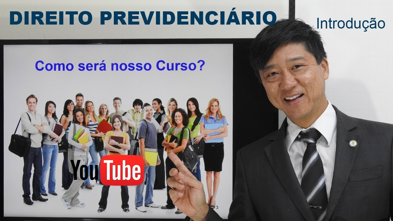 Direito Previdenciário - Introdução - Aula Grátis e de Qualidade - Concurso Público - Eduardo Tanaka