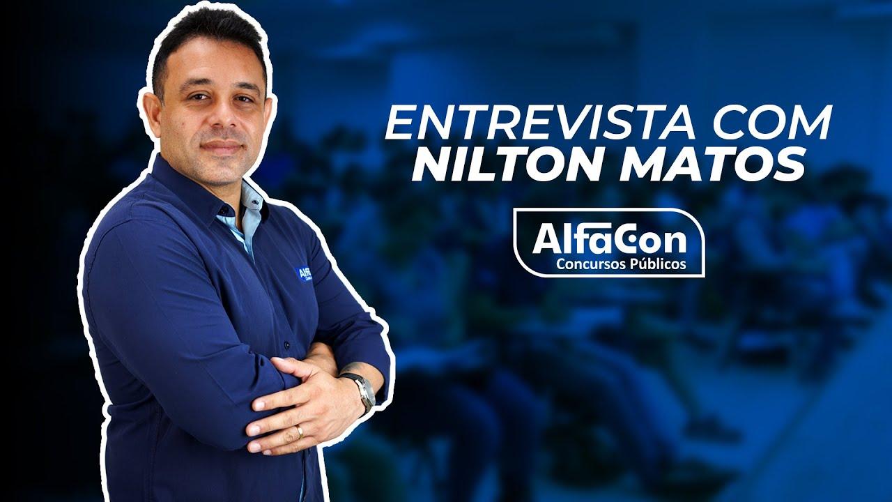 Diz aí, professor Nilton Matos