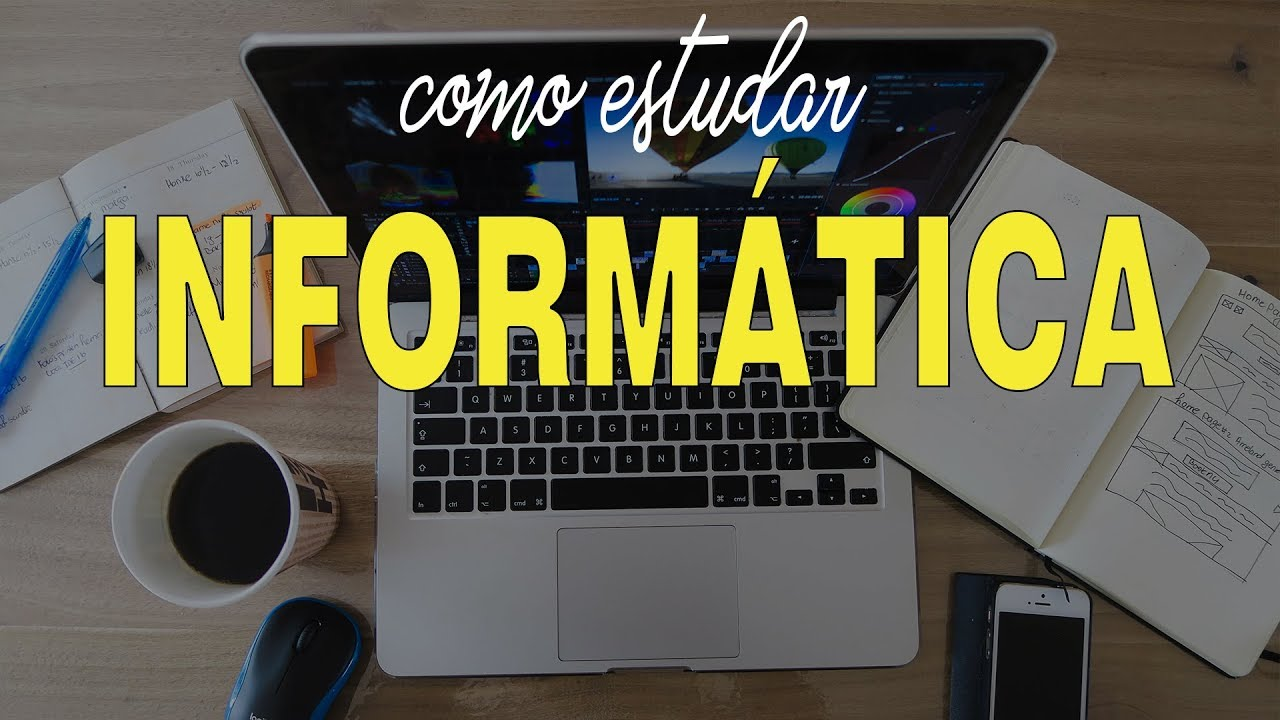 Como Estudar INFORMÁTICA Para Concursos