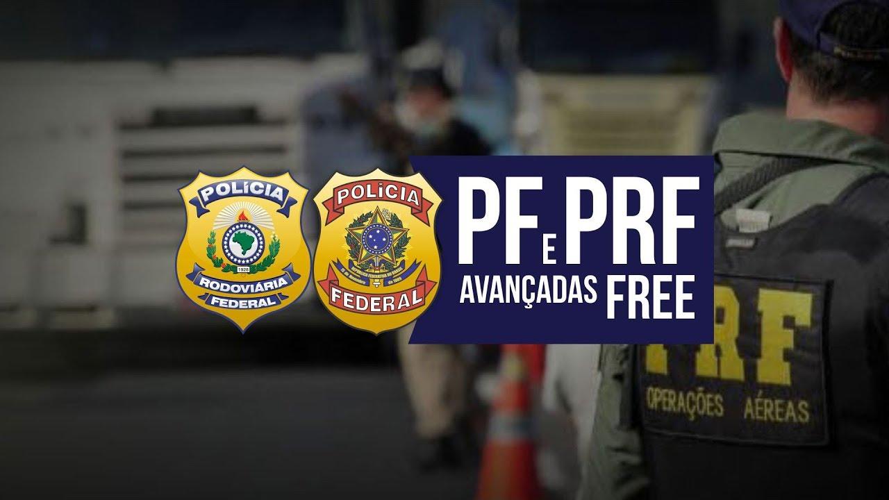 Aula Gratuita - PRF e PF Avançadas - AO VIVO - Matématica - AlfaCon Concursos Públicos