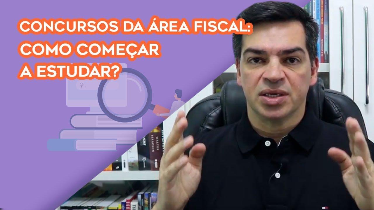 Concursos da área fiscal: como começar a estudar?